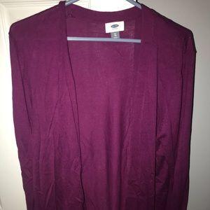 Old Navy Cardigan EUC Size XL